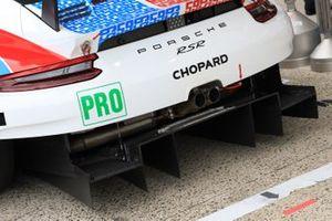 #94 Porsche GT Team Porsche 911 RSR diffuser detail
