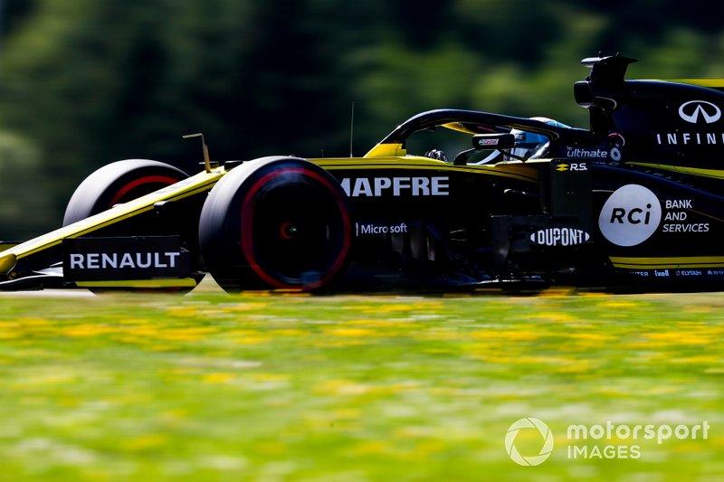 11-13 місце — Даніель Ріккардо (Австралія, Renault) — коефіцієнт 1501,00