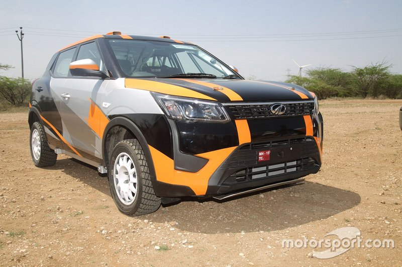 Mahindra Super XUV300