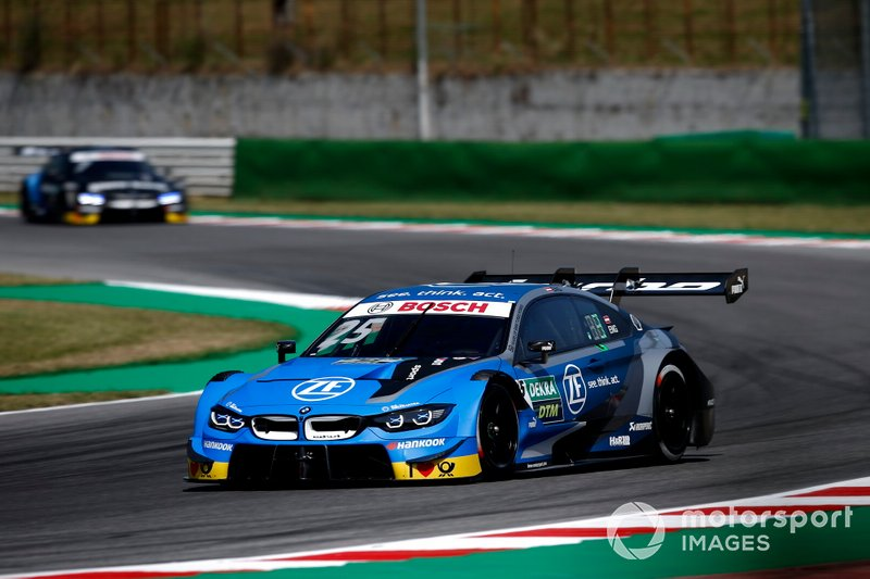 Філіпп Енг, BMW Team RBM, BMW M4 DTM