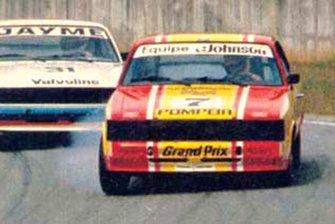 Em 1980, Ingo Hoffman conquistou o seu 1º título também com um Opala Cupê com motor de 6 cilindros