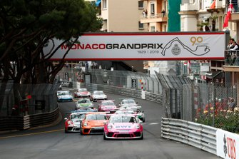 Start des Porsche-Supercup 2019 in Monte Carlo