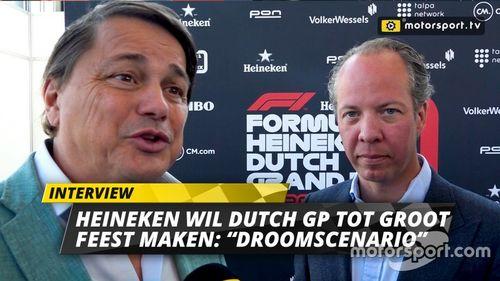 Dutch Grand Prix announcement