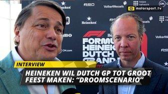 Heineken over Grand Prix van Nederland in Zandvoort 2020