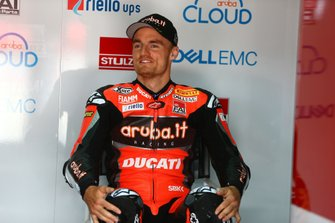 Chaz Davies, Aruba.it Racing-Ducati Team
