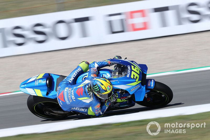 Дебютант MotoGP Хоан Мир до этого этапе ни разу не квалифицировался в десятке быстрейших. В Ассене гонщик Suzuki показал лучшее в карьере пятое время