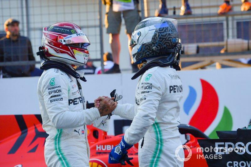 Ele superou Lewis Hamilton por uma diferença de 0s059