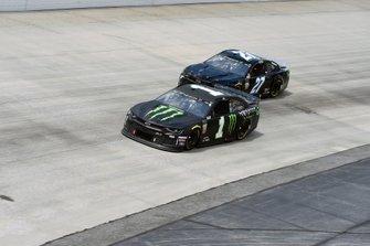 Kurt Busch, Chip Ganassi Racing, Chevrolet Camaro Monster Energy, Reed Sorenson, Premium Motorsports, Chevrolet Camaro