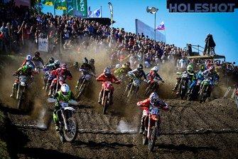 Partenza: Jorge Prado, KTM Factory Racing