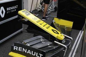 Alerón delantero del Renault R.S. 19