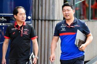 Toyoharu Tanabe, F1 Technical Director, Honda