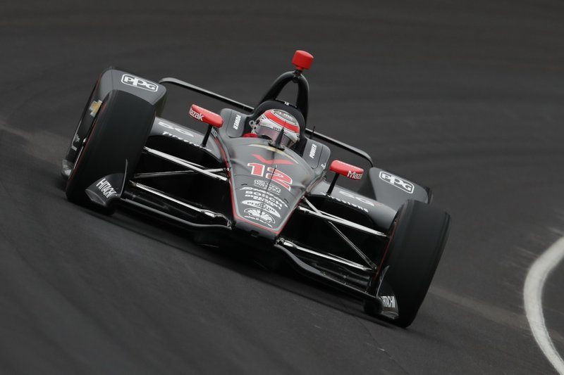 #12 Will Power, Verizon 5G Team Penske, Team Penske Chevrolet