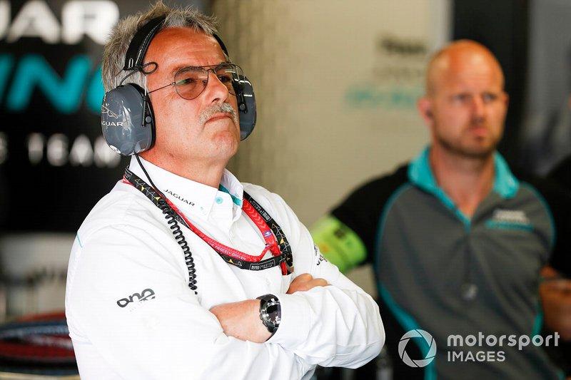 Gerd Mauser, Chairman, Panasonic Jaguar Racing