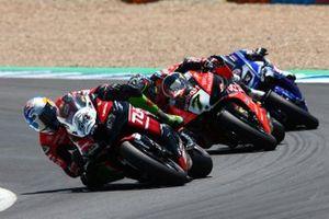 Toprak Razgatlioglu, Turkish Puccetti Racing, Chaz Davies, Aruba.it Racing-Ducati Team