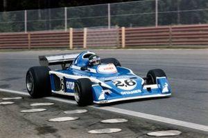 Jacques Laffite, Ligier JS5 Matra