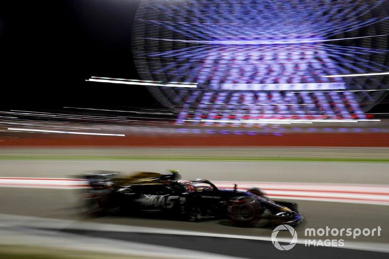Kevin Magnussen, Haas F1 Racing
