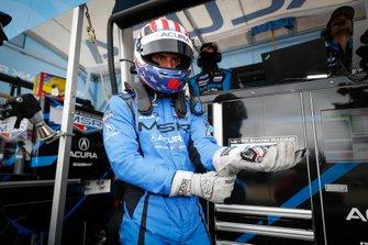 #86 Meyer Shank Racing w/ Curb-Agajanian Acura NSX GT3, GTD: Trent Hindman