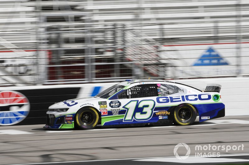 21. Ty Dillon, Germain Racing, Chevrolet Camaro GEICO