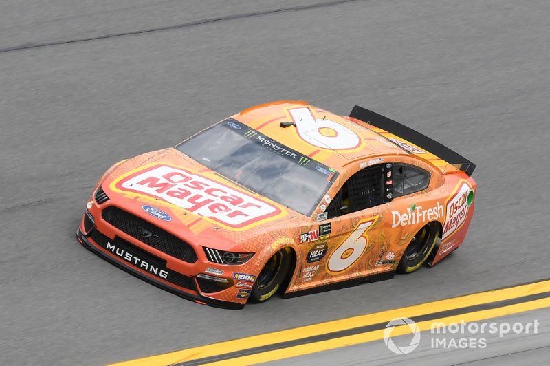 13. Ryan Newman (Roush-Ford)