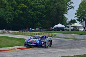 #8 TA Chevrolet Corvette driven by Tomy Drissi of Burtin Racing