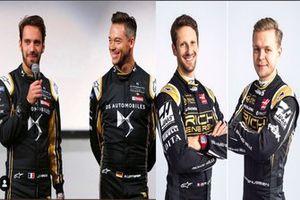 DS Techeetah, Haas F1 Team
