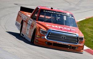 Derek Kraus, Bill McAnally Racing, Toyota Tundra ENEOS/NAPA FILTERS