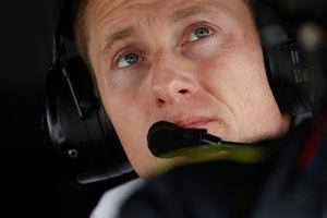 Sebastien Bourdais, Dale Coyne Racing with Vasser-Sullivan Honda, James Sullivan