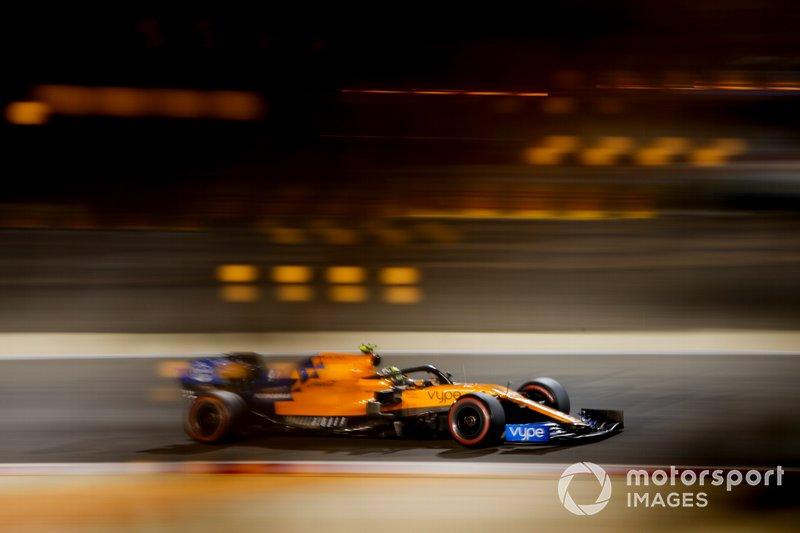 Гран При Бахрейна: взлет Норриса и разочарование Renault