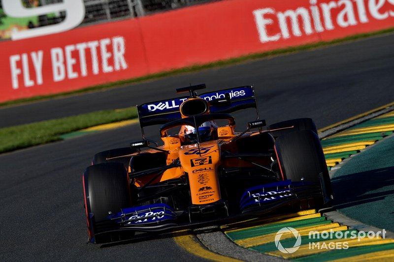 McLaren 2019: MCL34