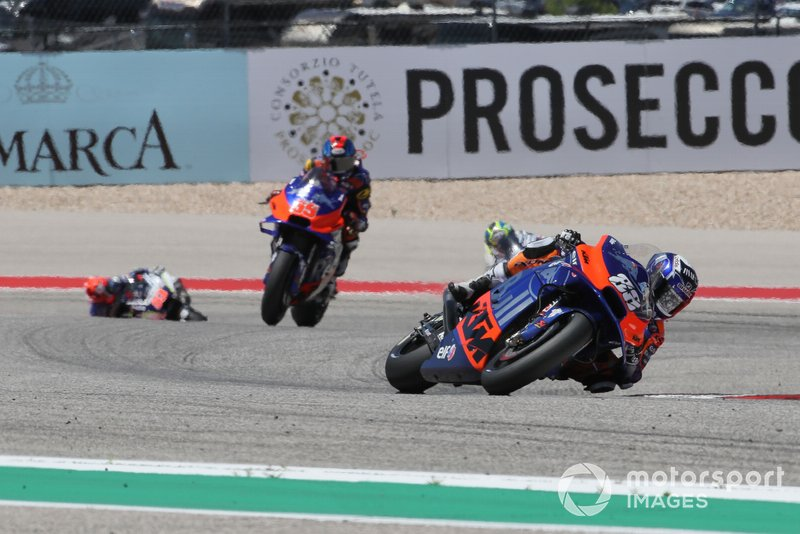 Miguel Oliveira, Red Bull KTM Tech 3, Hafizh Syahrin, Red Bull KTM Tech 3