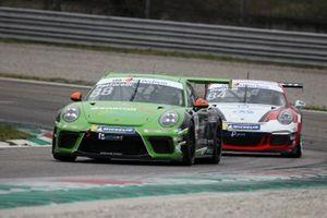 Luca Pastorelli, Dinamic Motorsport e Federico Reggiani, Ghinzani Arco Motorsport