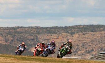 Jonathan Rea, Kawasaki Racing, Alex Lowes, Pata Yamaha, Chaz Davies, Aruba.it Racing-Ducati Team