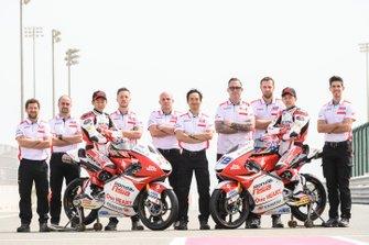Kaito Toba, Honda Team Asia, Ai Ogura, Honda Team Asia
