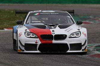 #15 BMW M6 GT3 PRO, BMW Team Italia: Comandini-Johansson-Krohn