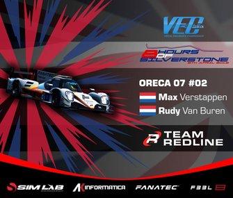 Max Verstappen en Rudy van Buren, Team Readline