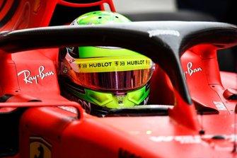 Мік Шумахер, Ferrari SF90