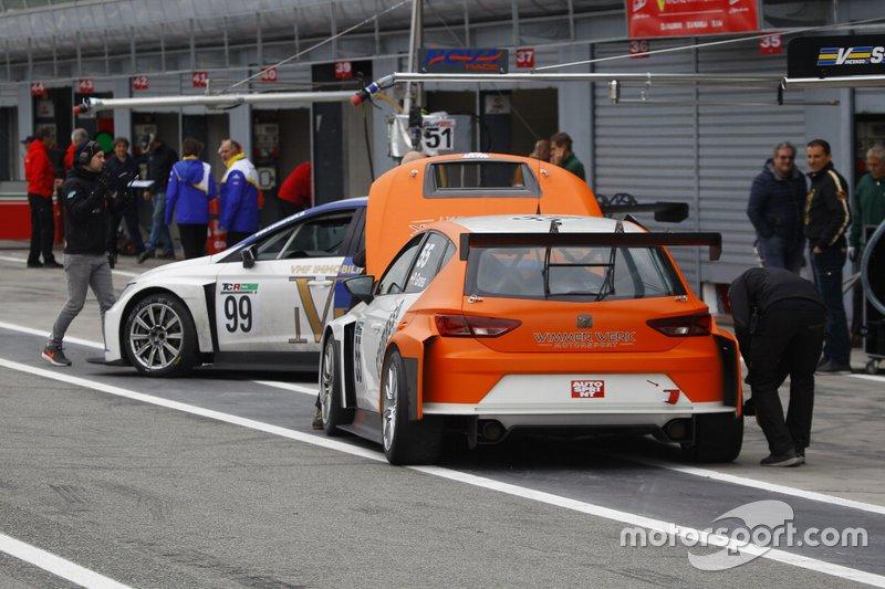Peter Gross, Wimmer Werk Motorsport, Cupra DSG