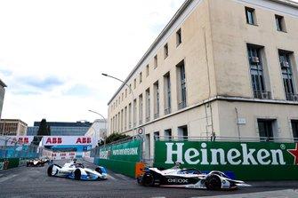 Maximillian Gunther, GEOX Dragon Racing, Penske EV-3, Antonio Felix da Costa, BMW I Andretti Motorsports, BMW iFE.18