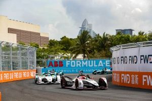 Felipe Nasr, Dragon Racing, Penske EV-3, Oliver Turvey, NIO Formula E Team, NIO Sport 004, Mitch Evans, Panasonic Jaguar Racing, Jaguar I-Type 3