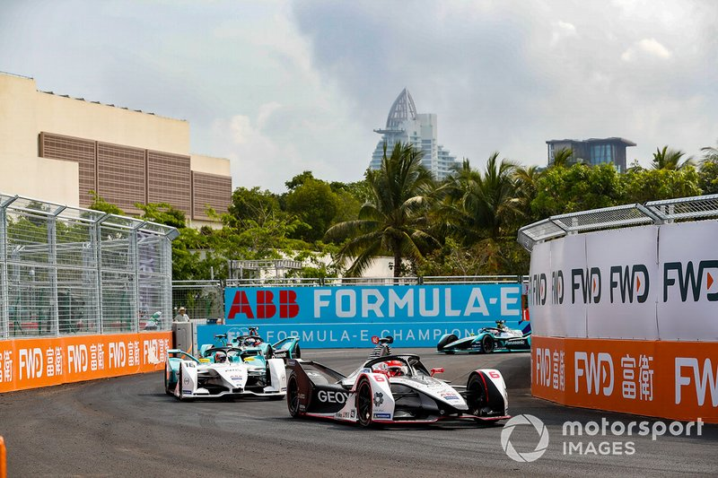 Felipe Nasr, Dragon Racing, Penske EV-3, Oliver Turvey, NIO Formula E Team, NIO Sport 004, Mitch Evans, Panasonic Jaguar Racing, Jaguar I-Type 3