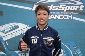 坪井翔(#19 WedsSport ADVAN LC500)