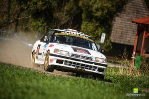 Marcin Majcher, Subaru Legacy