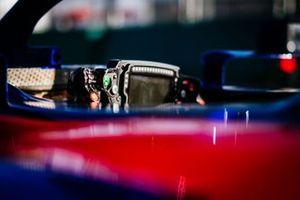 Toro Rosso STR14, dettaglio del volante