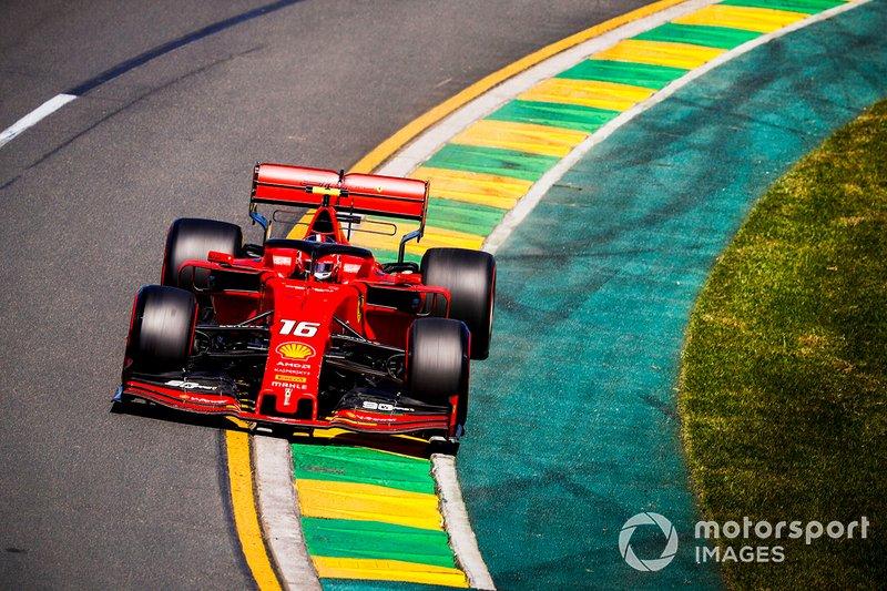 Шарль Леклер, Ferrari SF90, 1:21.442