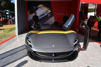 Ferrari Monza SF in Albert Park
