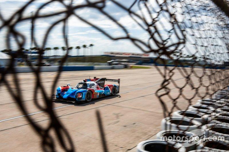 #11 SMP Racing BR Engineering BR1 - AER: Mikhail Aleshin, Vitaly Petrov, Brendon Hartley