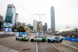 Sérgio Jimenez, Jaguar Brazil Racing Cacá Bueno, Jaguar Brazil Racing, Darryl O'Young, Jaguar VIP car
