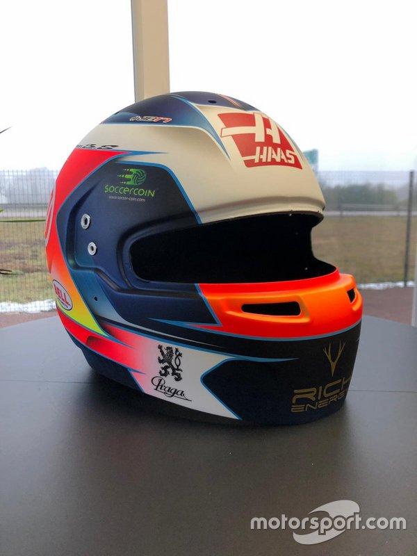 Romain Grosjean, Haas