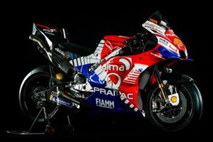 La Ducati du team Pramac Racing