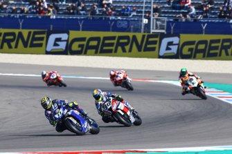 Sandro Cortese, GRT Yamaha WorldSBK, Hector Barbera